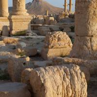 Ruins of Palmyra Art Prints & Posters by Joel Carillet