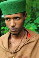 Portrait of an Ethiopian Man