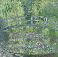 The Waterlily Pond: Green Harmony, 1899, by Monet