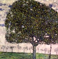 The Apple Tree II, 1916, by Gustav Klimt