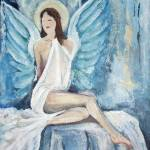 """Blue Angel"" by richlezette"