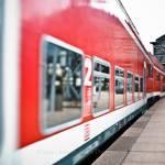 """""""Train Departing Berlin"""" by JohnnyKurtz"""