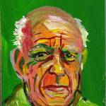 """Pablo Picasso"" by AnnHuey"