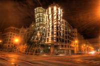 Dancing House - Prague, Czech Republic
