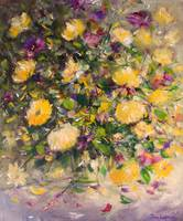 Yellow roses Still life