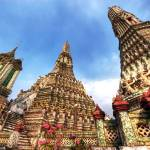 """Wat Arun - Temple of the Dawn"" by TourismPicks"