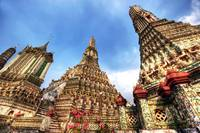 Wat Arun - Temple of the Dawn