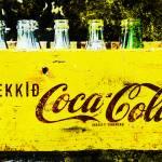 """""""Coca Cola"""" by hardman"""