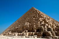 Great Pyramid of Giza (Khufu) - Cairo, Egypt