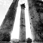 """Temple of Artemis - Jerash, Jordan"" by 2UNB"