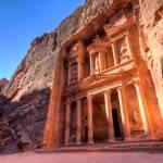 """""""The Treasury at Sunrise - Petra ,Jordan"""" by 2UNB"""