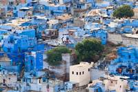 Blue City - Jodhpur, India