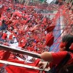 """Red Shirt Rally - Bangkok, Thailand"" by 2UNB"