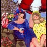 """""""Garden Club Divas Ladies"""" by reniebritenbucher"""