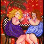 """Happy Hour Divas"" by reniebritenbucher"