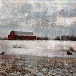 """Barn in Snow"" by Joselyn_Holcombe"