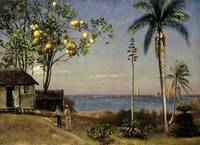 Tropical Scene by Albert Bierstadt