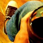 """Chucks & Wine"" by peacepaw"