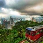 """Hong Kong Peak Tram"" by TourismPicks"