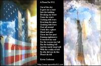 A Poem For 9/11