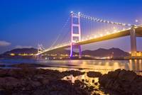 Tsing Ma Bridge 青马大桥 1