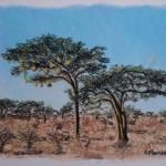 """""""Kenya, Africa"""" by SheilaArt"""