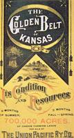Golden Belt of Kansas - Union Pacific Railroad