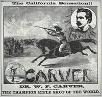 Doc Carver, 'Champion Rifle Shot of the World'
