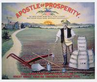 Vintage War Bonds Poster: 'Apostle of Prosperity'