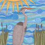 """Great Blue Heron"" by Pamela_Schiermeyer"
