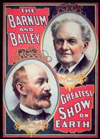 1880s 'Barnum and Bailey' Circus Poster