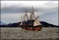 Lady Washington. San Francisco