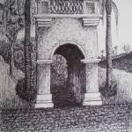 """Garden Gate"" by WHDietrich"