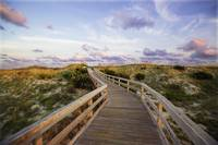 Ocracoke Boardwalk