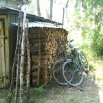 """Finnish woodshed"" by AnitaCouto"