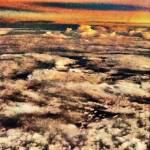 """""""Amazon Sunset 15°31′ S 71°45′ W"""" by geoffallen"""