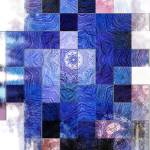 """Blue Mosaic"" by RobertBurns"