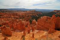 Mars or Bryce Canyon, Utah?