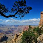 """Grand Canyon -  South Rim, Desert View Watch Tower"" by mbryan777"