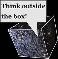 Borg: Think outside the box.
