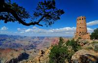 Grand Canyon -  South Rim, Desert View Watch Tower