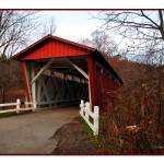 """Ohio Covered Bridge"" by jbjoani2"