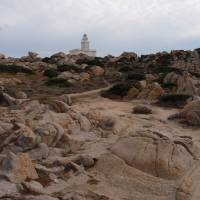 Lighthouse - Capo Testa Art Prints & Posters by Sarah Battarino