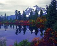Mt. Shuksan - Picture Lake (2)