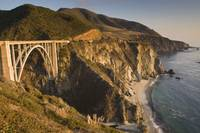 Bixby Bridge, Big Sur, California Coast