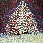 """""""The Snow Tree"""" by alanhogan"""