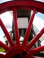 Pitstone Windmill Wheel