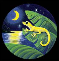 Gecko and Moon
