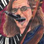 """Geddy Lee"" by RAW92"