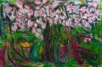 Painting: Magnolia Tree